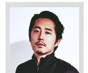 twd and steven yeun image