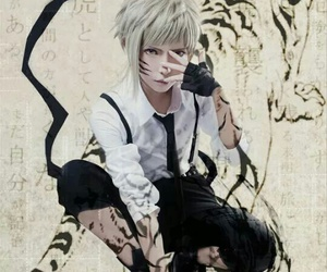 cosplay, bungou stray dogs, and anime image