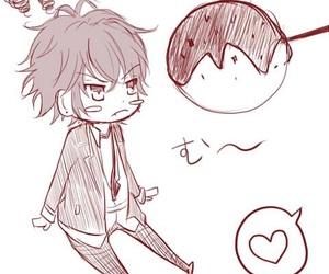 chibi, vampire, and anime boy image