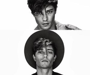 Francisco Lachowski, model, and boy image
