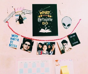 diy, harry potter, and room image