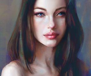 asoiaf, art, and beautiful woman image