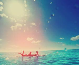 summer, sun, and sea image