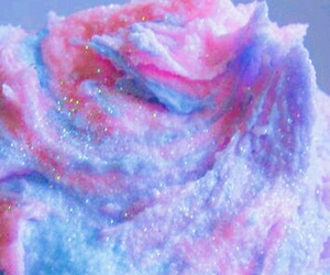 pink, pastel, and cotton candy image