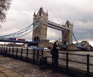 london, thames, and england image