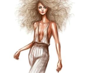 fashion, model, and style image