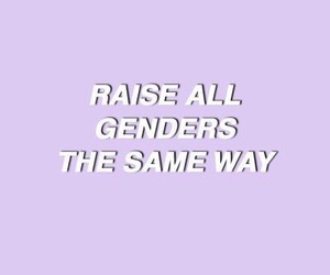 feminism, quotes, and gender image
