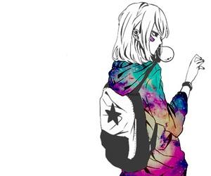 anime girl and kawaii image