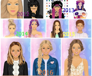 change, face, and stardoll image