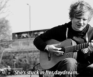 ed sheeran, music, and song image