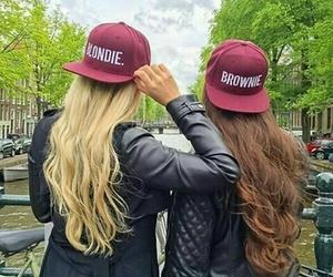friends, blondie, and brownie image
