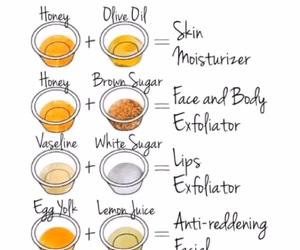 diy, beauty, and skin image