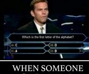 funny, lol, and alphabet image
