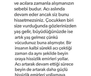 sözler, hissiz, and türkçe image
