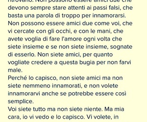 amici, amore, and frasi image