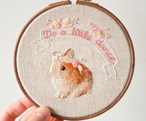 animals, crafts, and embroidery image