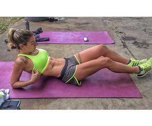 abs, dieta, and fitness image