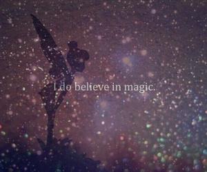 magic, believe, and disney image
