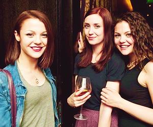 skins, Kathryn Prescott, and Lily Loveless image