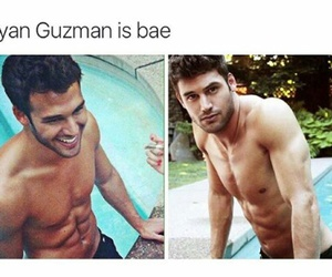 boy and ryan guzman image