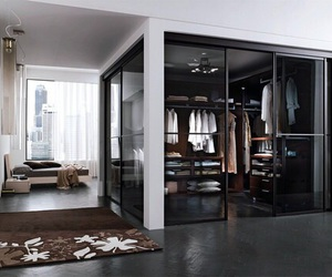 bedroom, black, and lifestyle image