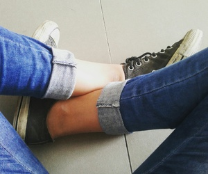 converse and tired image