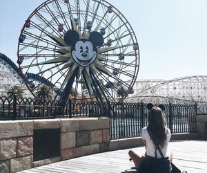 disney, mickey mouse, and tumblr image
