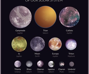 moon and universe image