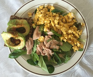 fitness, healthy food, and healthy lifestyle image
