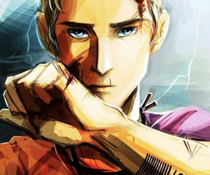 jason grace, percy jackson, and heroes of olympus image
