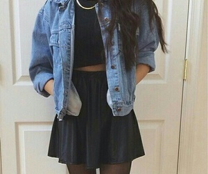 jeans and jeansjacket image