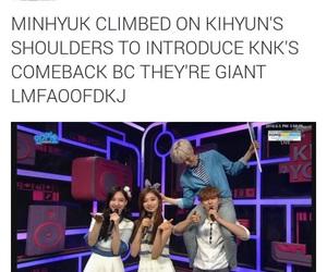 minhyuk, knk, and kihyun image