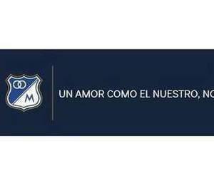 amor, millonarios, and azul image