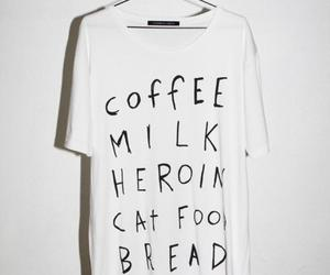 coffee, heroin, and milk image