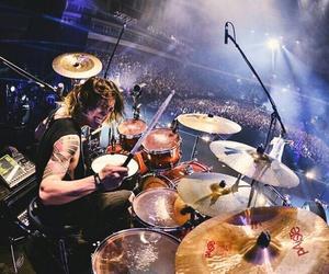 drummer, oor, and jrock image
