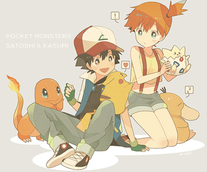 pokemon, anime, and manga image