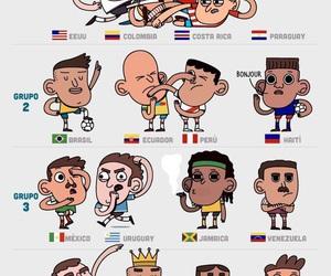 football, copa america centenario, and soccer image