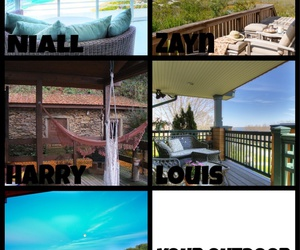 outdoor, 1d, and cozy place image