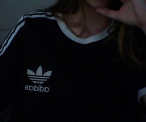 adidas, grunge, and girl image