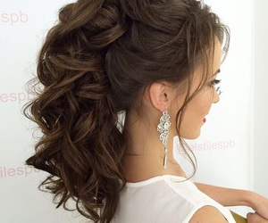 beautiful, chic, and curls image