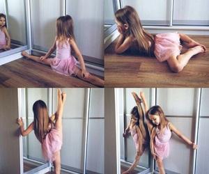 babies, niña, and ballet image