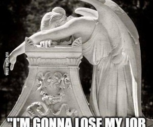 angel, funny, and hell image