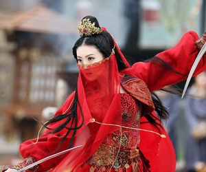 beautiful girl, china, and chinese girl image