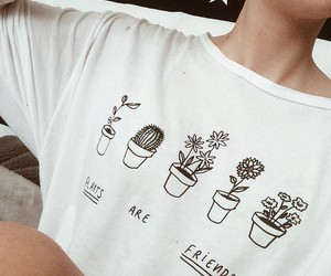 tumblr, plants, and friends image