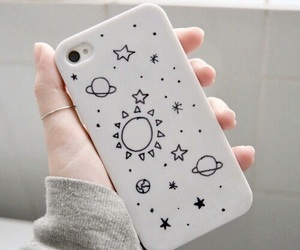 iphone, coque, and Univers image