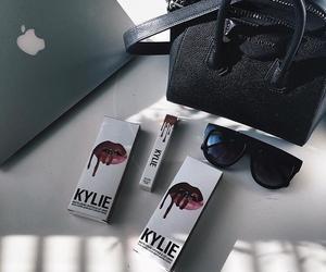kylie, bag, and makeup image