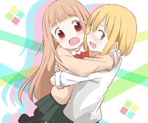 anime, tanaka kun wa itsumo, and kawaii image
