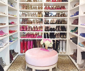 shoes, fashion, and closet image