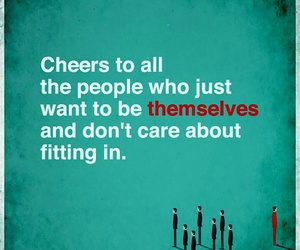 be yourself, cheers, and prince ea image