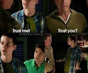 teen wolf, stiles, and tyler posey image